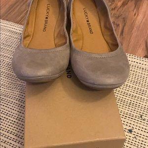 Lucky Brand Shoes - Brand new Lucky flats